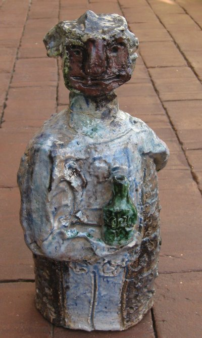 keramik kunst fugle
